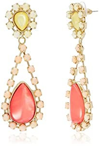 Buy Addons Drop Earings At Rs 349 From Amazon