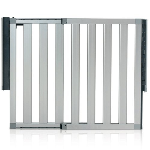Extra Tall & Wide Extending Metal Gate