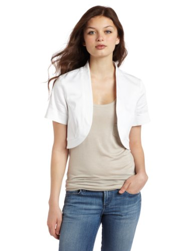 Agb Women's Short Sleeve Jacket
