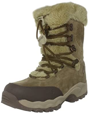 Hi-Tec Moritz 200, Womens, Brown and Cream, Size 4 (UK)