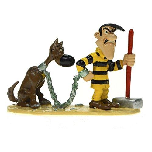 Collectible Figure Pixi: Lucky Luke Joe Dalton and Rantanplan 5461 (2003)