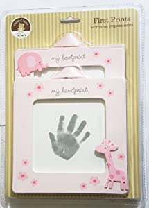Amazon Com Baby S First Prints Kit Handprint And