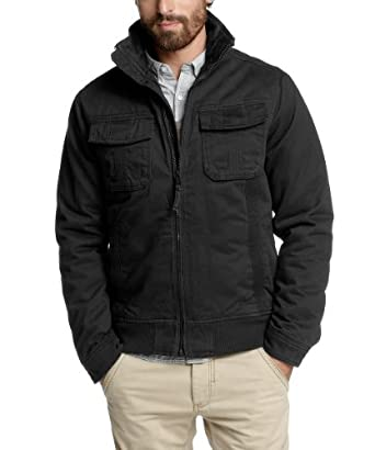 Mens Casual Jackets. Outerwear comes in a variety of different styles and designs to meet his needs. Men's casual jackets allow him to show off his own personality while still .