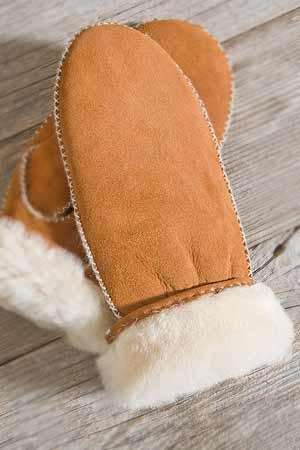Buy Women's Sheepskin Mittens