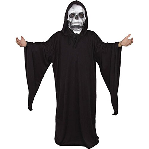 Child's Grim Reaper Costume Size: Youth Large 10-12