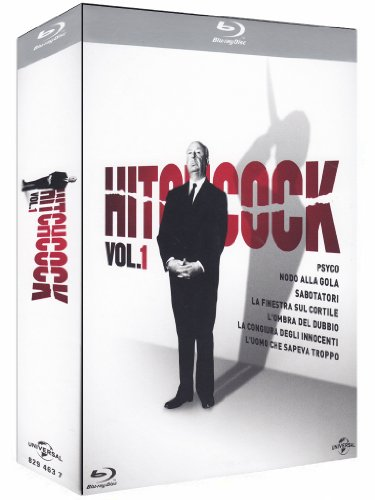 Hitchcock Volume 01 [IT Import] [Blu-ray]