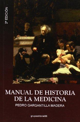 MANUAL DE HISTORIA DE LA MEDICINA descarga pdf epub mobi fb2