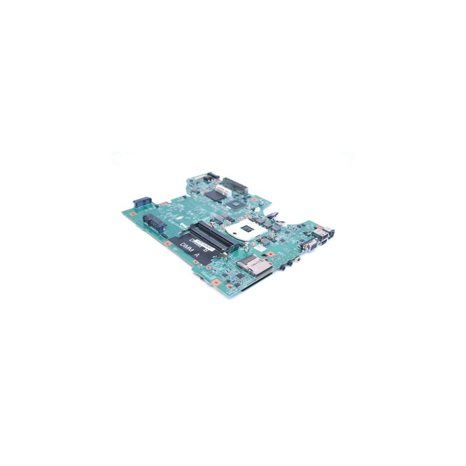 Genuine Dell/Intel 1X4WG Laptop Notebook Motherboard Mainboard Systemboard, For Latitude E5510 Systems, Compatible Dell Part Numbers GY40F, 8M99M, G4NMW
