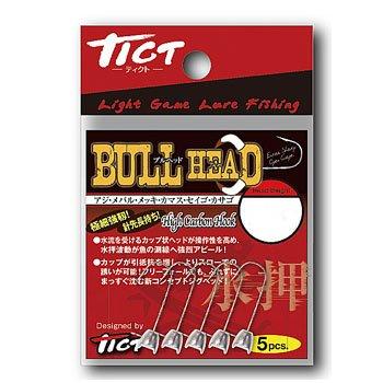 TICT(ティクト) BULL HEAD(ブルヘッド) 1.5g