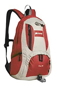 Aztec Pico 30 Backpack Red/Steel