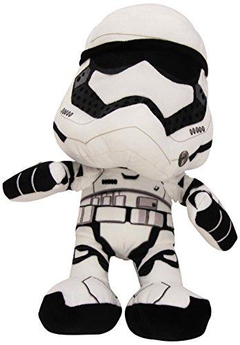 Star Wars - Peluche Trooper White El Despertar de la Fuerza, 29 cm (Famosa 760013301)