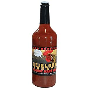 Rooster Heirloom Tomato Bloody Mary Mix Mild 2 Pack : Cocktail Mixes ...
