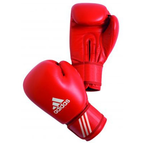 Adidas Boxing Gloves 'AIBA' Licensed - Blue - 10oz