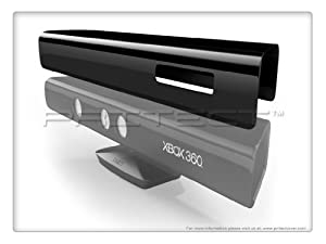 Pritect Sensor Cover for Xbox 360 and Windows Kinect - Privacy, Protection, Dust