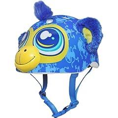 Raskullz Monkey Miniz Helmet, Blue by Raskullz
