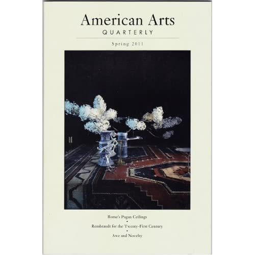 American Arts Quarterly, Spring 2011, Cooper, James F. (editor)