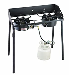 Camp Chef Outdoorsman High Low 2 Burner Stove by Camp Chef