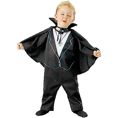 Child's Toddler Dracula Halloween Costume (2-4T)