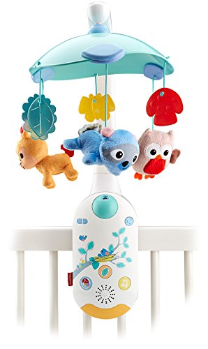 Fisher-Price Moonlight Meadow Smart Connect 2-in-1 Projection Mobile (Fisher Price Nursery Projector compare prices)