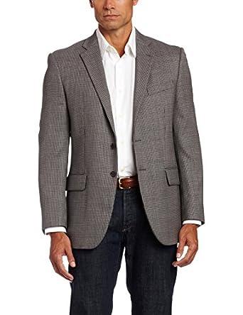 Joseph Abboud Men's Tic Sportcoat, Grey, 36 S at Amazon