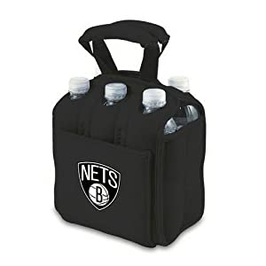 NBA Six Pack Insulated Beverage Tote by Picnic Time