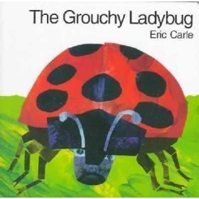 The World Of Eric Carle - The Grouchy Ladybug Board Book