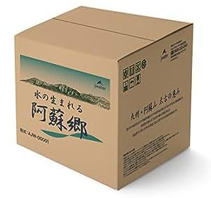 【Amazon.co.jp限定】 ジェイウォーター 水の生まれる阿蘇郷 (6.2L×3パック) AJW00001