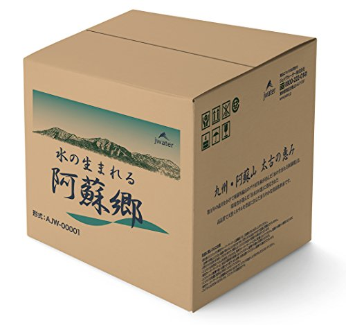 【Amazon.co.jp限定】水の生まれる阿蘇郷 (6.2L×3パック)