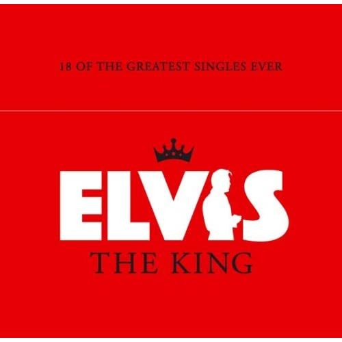 The-King-the-Complete-Singles-Collection-Elvis-Presley-Audio-CD