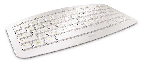 Tastatur Schnurlos Tastatur Schnurlos Weiß