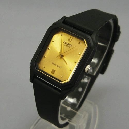 [CASIO] CASIO watches ladies LQ-142E-9A (dial gold) [imports], [watch]