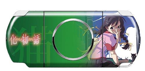 デザスキン 化物語 for PSP-3000 デザイン5 羽川翼