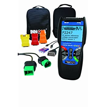Designed to retrieve diagnostic codes in all OBD2 (1996 and newer) and some of the most popular OBD1 (1981 to 1995) vehicles this item features unique patented all-in-one screen display and LED display for quick emissions check.  The Innova 3120 CanO...