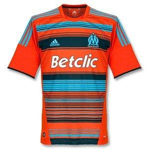 Adidas Olympique Marseille 3ieme maillot de football homme