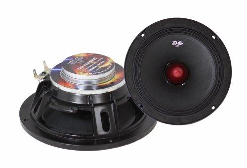 Ds18 Ds-Neo6B 6-Inch 200 Watts Neodymium Magnet Bullet Midrange Speaker