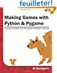 Making Games with Python &amp; Pygame