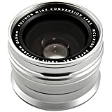 Fujifilm WCL-X100 Wide Conversion Lens (Silver)