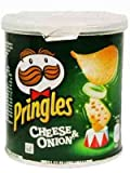 PRINGLES (SMALL) CHEESE & ONION 12x40g