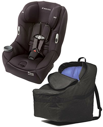 maxi cosi pria 85 convertible car seat with ultimate backpack travel bag devoted black baby shop. Black Bedroom Furniture Sets. Home Design Ideas