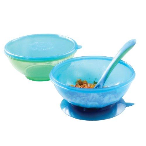 JoJo Maman Bebe 2-Pack Suction Bowls