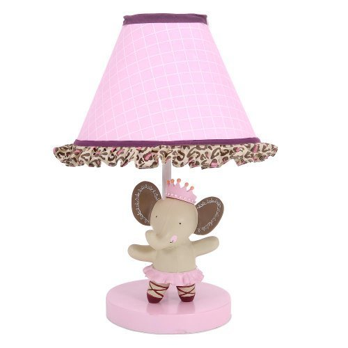 Summer Infant TuTu Cute Nursery Decorative Lamp (Discontinued by Manufacturer)