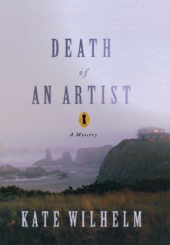 Image of Death of an Artist: A Mystery