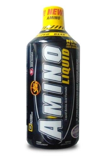 All Stars-Amino Liquid-New. 28.740MG Liquid Amino Acids-1000ml Black Currant (Cassis)