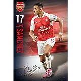 Arsenal F.C. アーセナル ポスター サンチェス 49