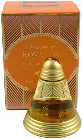Swiss Arabian Attar olio profumato: Dreams Of Romancia (20 ml) e Unisex