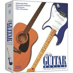 EMEDIA Guitar Basics (Windows/Macintosh)