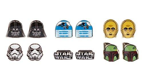 star-wars-orecchini-a-perno-confezione-da-6