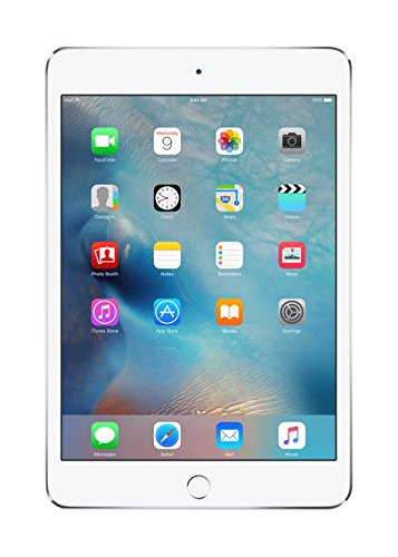 Apple iPad mini 4 (16GB, Wi-Fi, Silver)