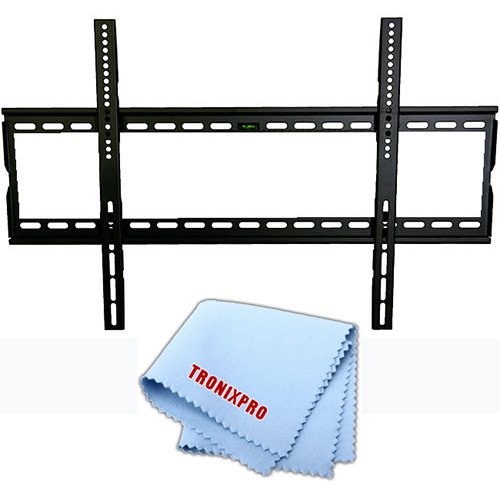 """Universal Ultra Slim Flat Screen Tv Wall Mount For 32""""-60"""" Tvs From Tronixpro"""