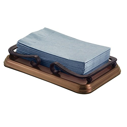 Guest Towels Ebay: InterDesign York Guest Towel Holder Tray For Bathroom
